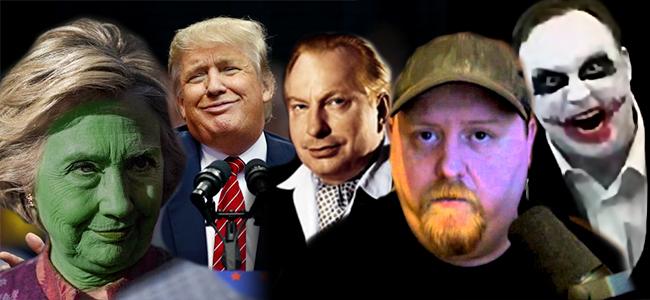 Trump Scientology Hillary Witchcraft – Josh Reeves