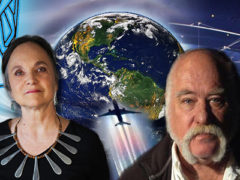 Space War | The Planetary Lockdown – Elana Freeland & Billy Hayes