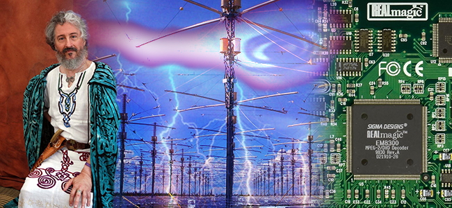 Is HAARP Reading Your Mind? – Isaac Bonewits