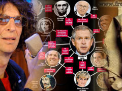 Howard Stern learns Obama is a clone of Akhenaten and George Bush is descended of Vlad the Impaler