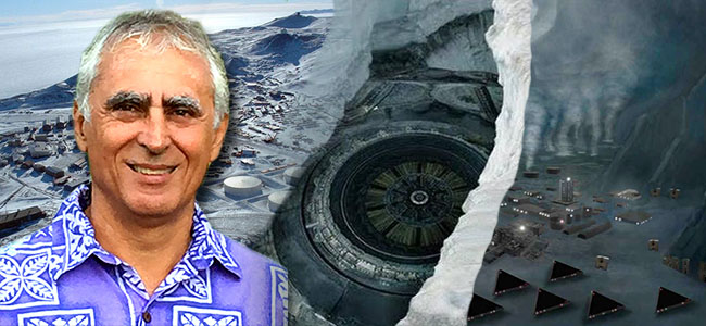 Antarctica Disclosure to Save the World – Dr. Michael Salla