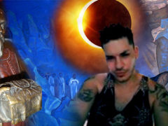 Reptilian Warning For Solar Eclipse – Ra Castaldo