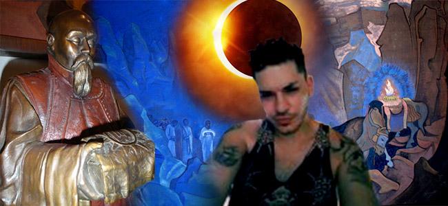 Reptilian Warning For Solar Eclipse – Ra Castaldo
