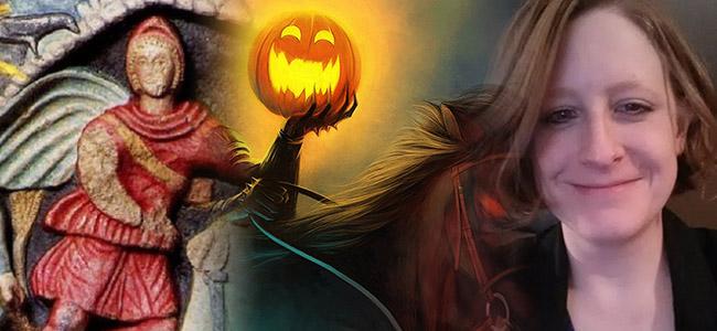 Mithras Halloween – Tracy Twyman