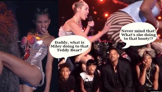 Miley Cyrus Satanic Conspiracy